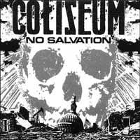 Coliseum - No Salvation (Cover Artwork)
