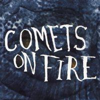 Comets On Fire - Blue Cathedral (Cover Artwork)