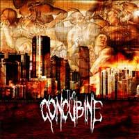 The Concubine - Abaddon (Cover Artwork)