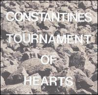The Constantines - Tournament of Hearts (Cover Artwork)
