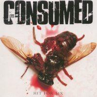 Consumed - Hit For Six (Cover Artwork)