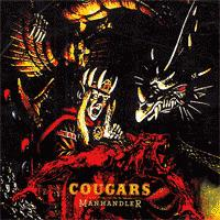 Cougars - Manhandler (Cover Artwork)
