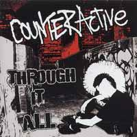 Counteractive - Through It All (Cover Artwork)