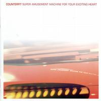 Counterfit - Super Amusement Machine For Your Exciting Heart (Cover Artwork)