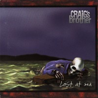 Craig's Brother - Lost at Sea (Cover Artwork)