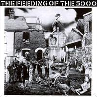 Crass - The Feeding of the 5000 (Cover Artwork)