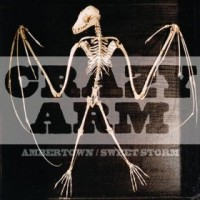 Crazy Arm - Ambertown / Sweet Storm (Cover Artwork)