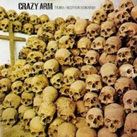 Crazy Arm - Tribes / Help for Heroines (Cover Artwork)