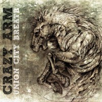 Crazy Arm - Union City Breath (Cover Artwork)