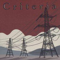 Criteria - When We Break (Cover Artwork)