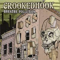 Crookedhook - Breathe Pollution (Cover Artwork)