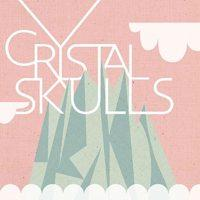 Crystal Skulls - Blocked Numbers (Cover Artwork)