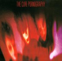 The Cure - Pornography (Cover Artwork)