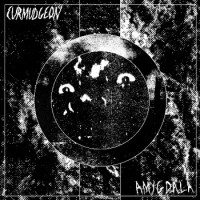 Curmudgeon - Amygdala (Cover Artwork)