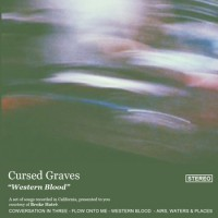 Cursed Graves - Western Blood [EP] (Cover Artwork)