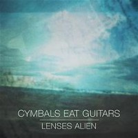 Cymbals Eat Guitars - Lenses Alien (Cover Artwork)