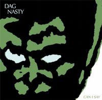 Dag Nasty - Can I Say (Cover Artwork)