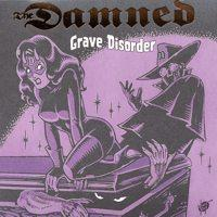 The Damned - Grave Disorder (Cover Artwork)