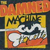 The Damned - Machine Gun Etiquette (Cover Artwork)