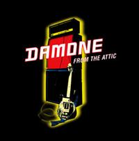 Damone - From The Attic (Cover Artwork)