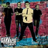 Dan Vapid and the Cheats - Dan Vapid and the Cheats (Cover Artwork)