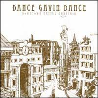 Dance Gavin Dance - Downtown Battle Mountain (Cover Artwork)