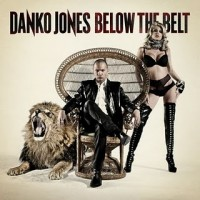 Danko Jones - Below the Belt (Cover Artwork)