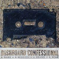 Dashboard Confessional - A Mark, A Mission, A Brand, A Scar (Cover Artwork)