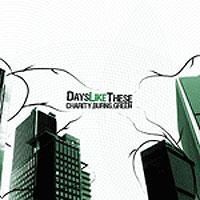 Days Like These - Charity Burns Green (Cover Artwork)