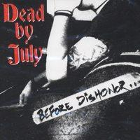 Dead By July - Before Dishonor (Cover Artwork)