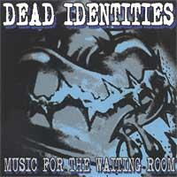 Dead Identities - Music for the Waiting Room (Cover Artwork)