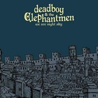 Deadboy and the Elephantmen - We Are NIght Sky (Cover Artwork)