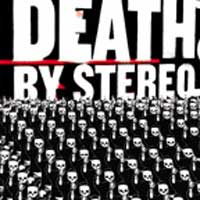 Death By Stereo - Into The Valley Of Death (Cover Artwork)