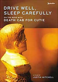 Death Cab For Cutie - Drive Well, Sleep Carefully DVD (Cover Artwork)