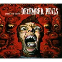 December Peals - People Have Demons (Cover Artwork)