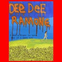 Dee Dee Ramone / Terrorgruppe - Split CD (Cover Artwork)