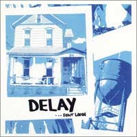 Delay - ...Don't Laugh (Cover Artwork)