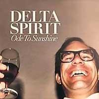 Delta Spirit - Ode to Sunshine (Cover Artwork)