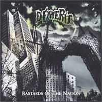 Demerit - Bastards of the Nation (Cover Artwork)