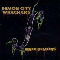 Demon City Wreckers - Inner Demons (Cover Artwork)