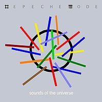Depeche Mode - Sounds of the Universe (Cover Artwork)
