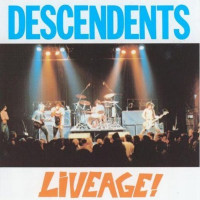 Descendents - Liveage! (Cover Artwork)