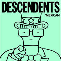 Descendents - 'Merican (Cover Artwork)