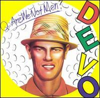 Devo - Q: Are We Not Men? A: We Are Devo! (Cover Artwork)