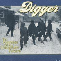 Digger - The Promise Of An Uncertain Future (Cover Artwork)