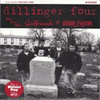 Dillinger Four - More Songs About Girlfriends And Bubblegum [EP] (Cover Artwork)
