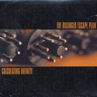 Dillinger Escape Plan - Calculating Infinity (Cover Artwork)