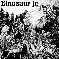 Dinosaur Jr. - Dinosaur (Cover Artwork)