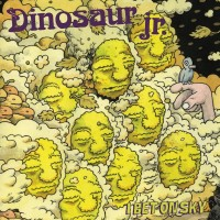 Dinosaur Jr. - I Bet On Sky (Cover Artwork)