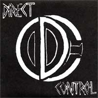 Direct Control - Direct Control [7 inch] (Cover Artwork)